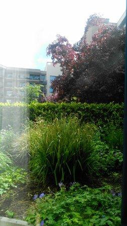 Park Inn by Radisson Stuttgart: View from room 1