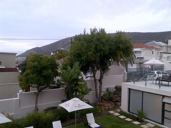 Grande Kloof Boutique Hotel: View from room 302