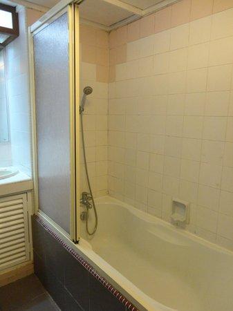 Shahzan Inn Fraser's Hill: Bathroom - quite small