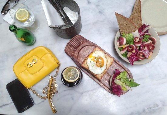 Cafe & Bar Gavroche: our brunch order