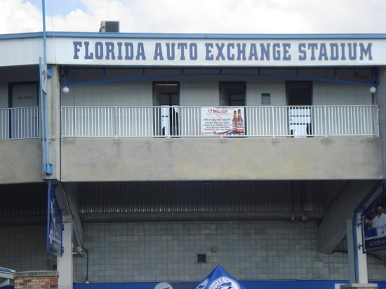 ‪Florida Auto Exchange Stadium - Dunedin Blue Jays‬
