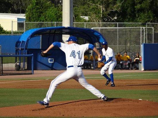 Florida Auto Exchange Stadium - Dunedin Blue Jays: The Game