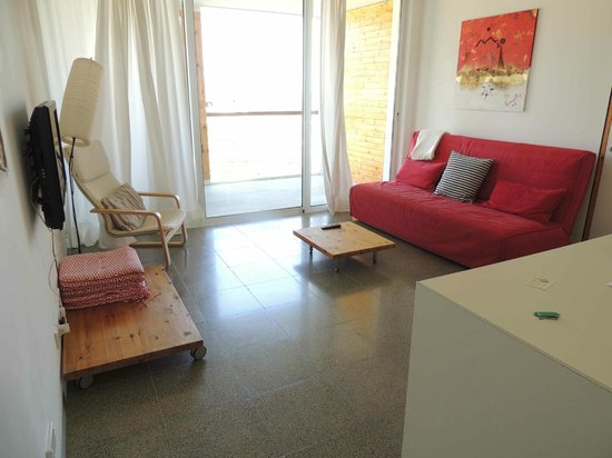 Art Resort: Wohnzimmer