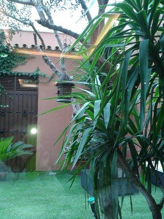 Infanta Leonor : jardin