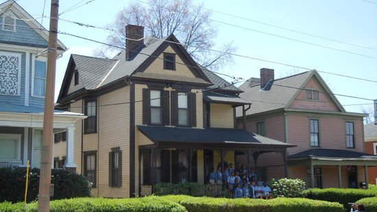 Martin Luther King Jr. National Historic Site: MLK Birth Home