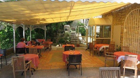 Plat de thon go teux picture of le four a chaux for Restaurant caromb