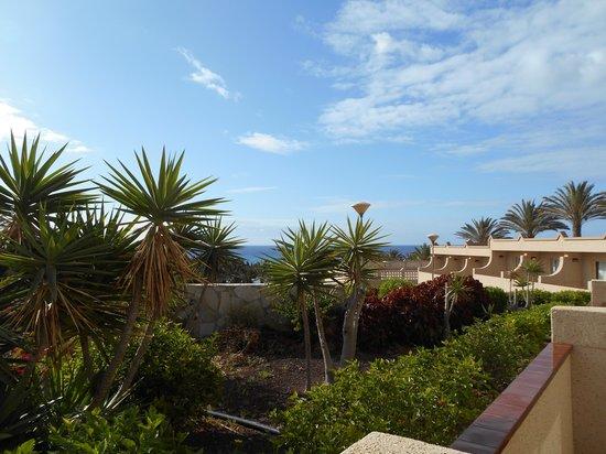SBH Monica Beach: vu de notre chambre
