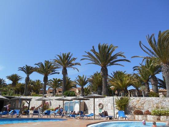 SBH Monica Beach: la piscine (la petite)