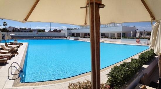 Hotel Las Arenas Balneario Resort: swimming pool
