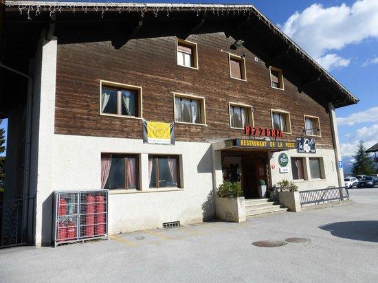 Hôtel de Charme la Poste: l'esterno