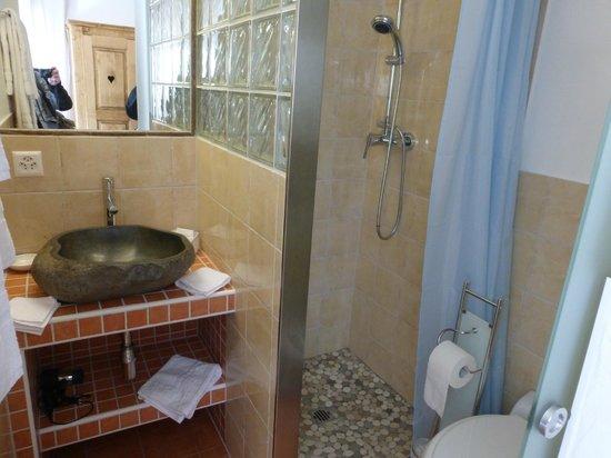 Hôtel de Charme la Poste: il bagno