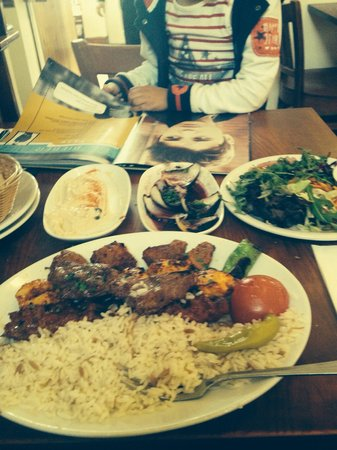 Elif: The mixed grill ��