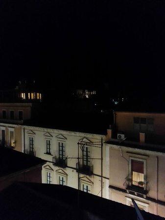 Il Piccolo Giardino: Panorama dalla stanza di notte