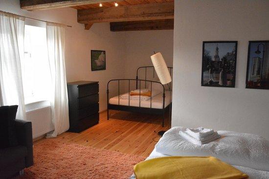 Waddewarden, Germany: Family Room