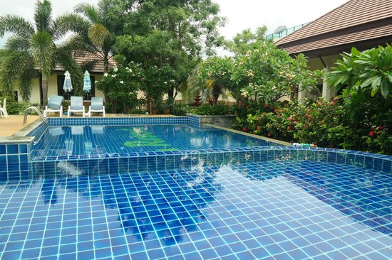Noren Resort: Swimming pool