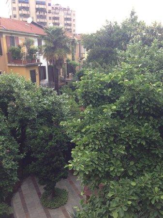 Belcanto B&B: 二樓房間外景觀