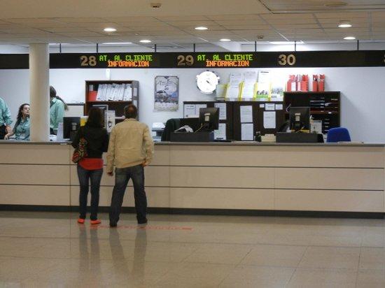 Estación de Atocha: Кассы по продаже билетов