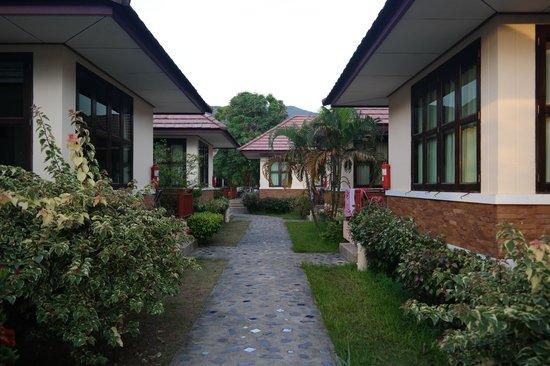 Noren Resort: Clean and quiet