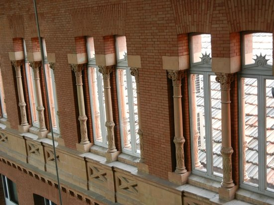 Estación de Atocha: Архитектурные особенности