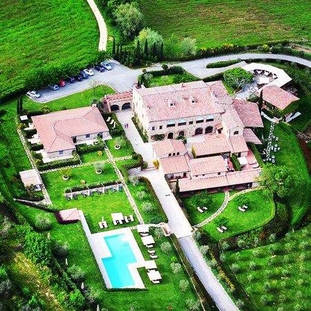 Hotel Le Fontanelle: Location