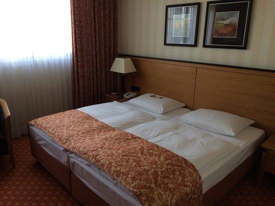 Maritim Hotel Dresden: Doppelzimmer