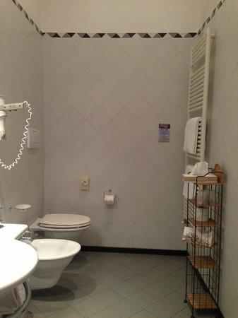B&B Tourist House Ghiberti: 浴室空間