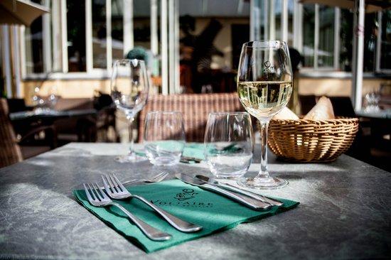 Voltaire : Culinair genieten