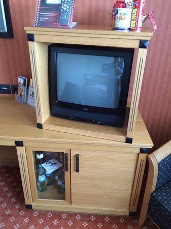 Maritim Hotel Dresden: TV