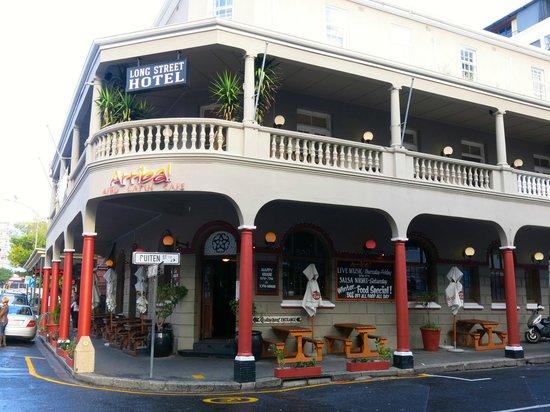 Long Street Boutique Hotel: Long Strret Hotel