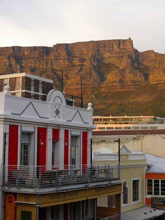 Long Street Boutique Hotel: Table Mountain