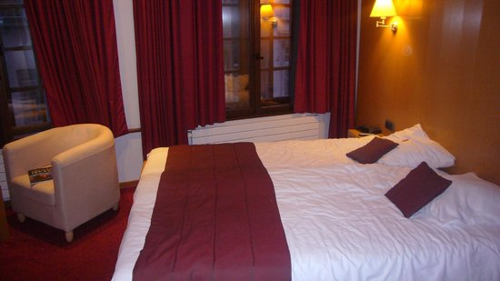 Hotel Bourgoensch Hof: Camera