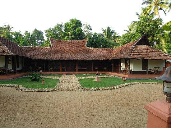Emerald Isle - The Heritage Villa: La maison