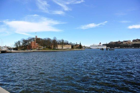 Skeppsholmen : Kastellholmen
