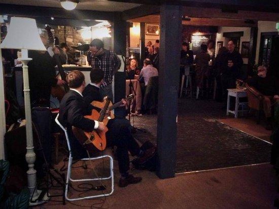Hawkes House: Jazz nights!
