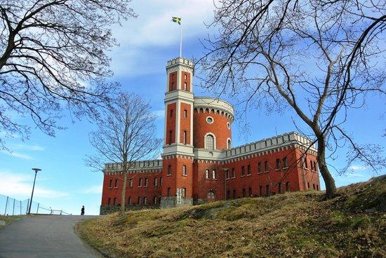 Skeppsholmen: Kastellet