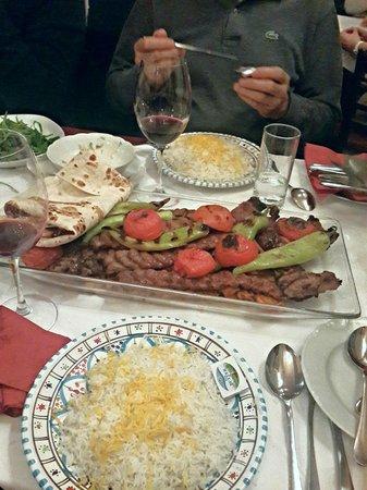 Pars Restaurant : piatto principale