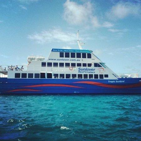 Sunlover Reef Cruises: Sunlover
