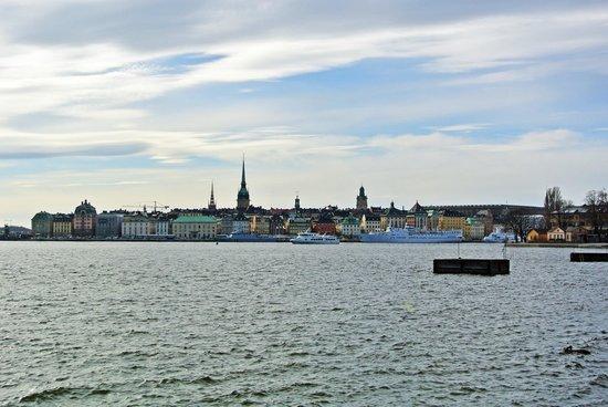 Gamla Stan da Skeppsholmen