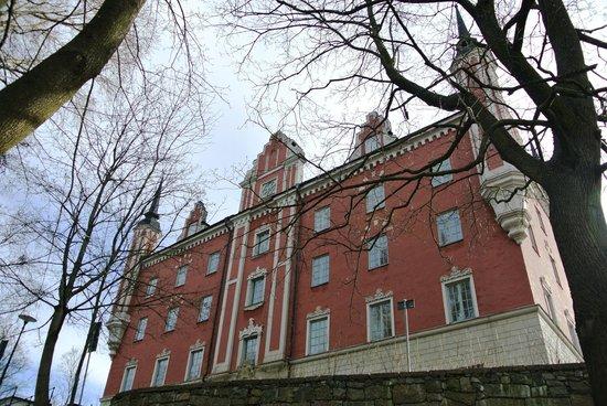 Skeppsholmen : Amiralitetshuset