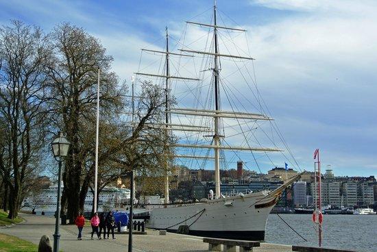Skeppsholmen: af Chapman