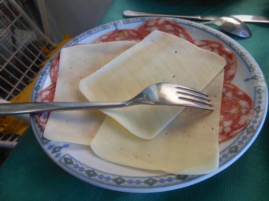Elios Hotel : ontbijt