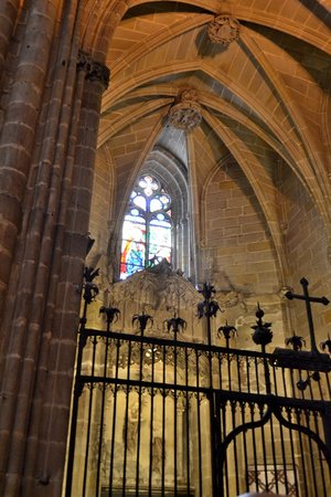 Catedral de Barcelona: Catedral de Santa Eulàlia