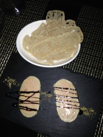 Accés: Foie gras