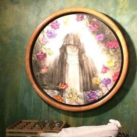 Hotel El Convento: Art - in the Banquet hall