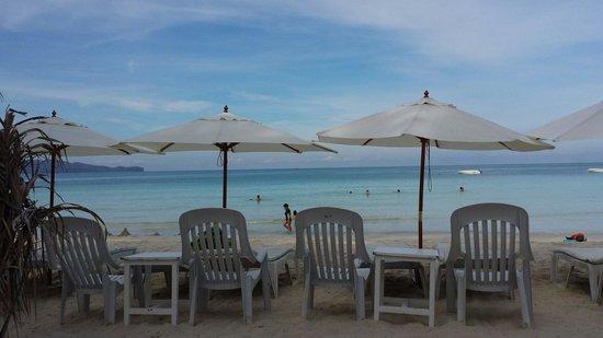 Henann Garden Resort: Beachfront