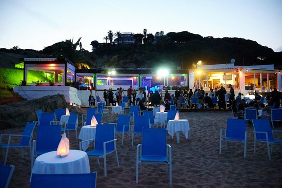 Celebraciones Picture Of Restaurante Banys Lluis Sant Pol De Mar Tripadvisor