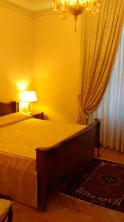 Villa Fenaroli Palace Hotel : Double room