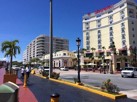 Sheraton Old San Juan Hotel: Exterior