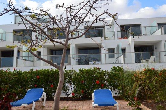 R2 Bahia Playa : Vue de ma chambre