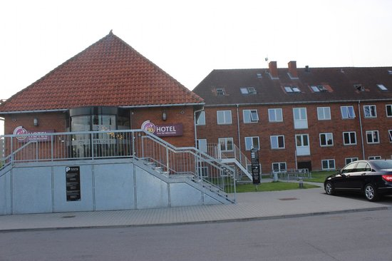 Copenhagen Go Hotel : Hotel View from the Outside